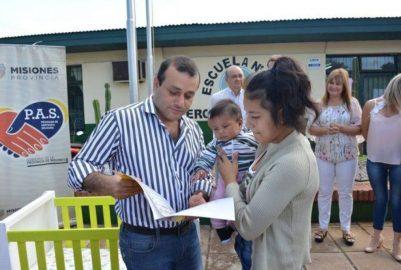 ACTIVIDADES DEL VICEGOBERNADOR DE LA PROVINCIA DE MISIONES DR OSCAR HERRERA AHUAD EL 13-06-18