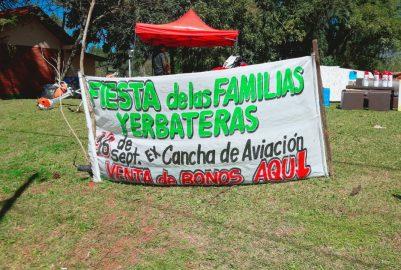 SAN PEDRO: GRAN FIESTA DE LA FAMILIA YERBATERA