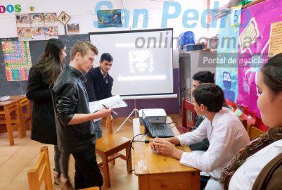 ESTUDIANTES  PRESENTARÁN  LA FERIA DE INNOVACIÓN EDUCATIVA EN SAN PEDRO