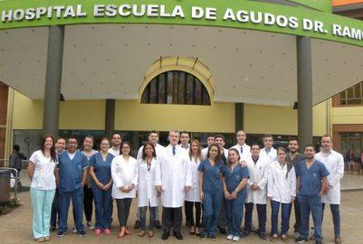 SAN PEDRO: PROFESIONALES DE CIRUGÍA PLÁSTICA Y RECONSTRUCTIVA DEL HOSPITAL ESCUELA ATENDERÁN EL 27 DE AGOSTO EN EL HOSPITAL
