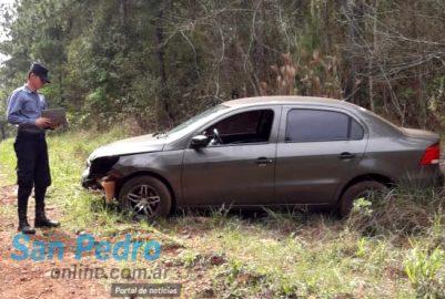 TERCIADOS PARAÍSO: AYER ROBARON UN AUTO Y HOY LA POLICÍA LO RECUPERÓ