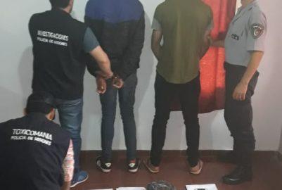 SAN VICENTE: DOS HERMANOS DETENIDOS INVOLUCRADOS EN UN HECHO DE ESTAFA