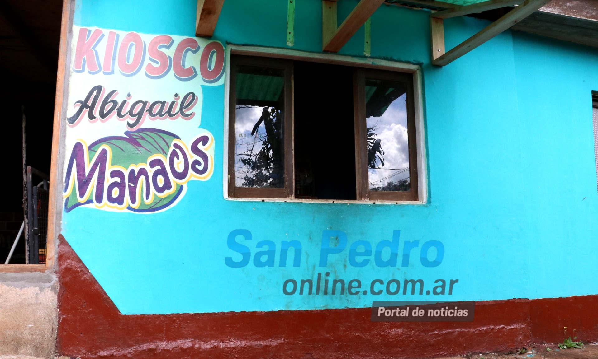 SAN PEDRO: ROBARON 25 MIL PESOS DE UN KIOSCO