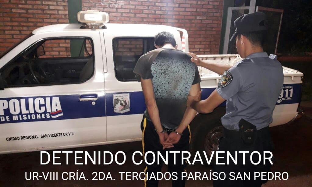 TERCIADOS PARAÍSO: DISCUSIÓN ENTRE VECINOS Y AMENAZAS CON ARMA BLANCA