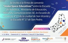 SAN PEDRO: FIRMARÁN CONVENIO PARA LA CREACIÓN DE ESPACIOS MAKER