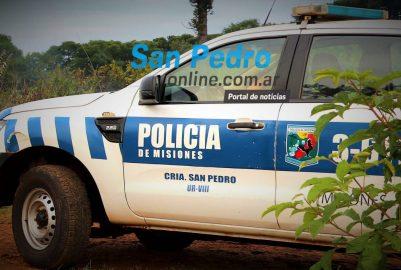 SAN PEDRO: DOS MOTOS COLISIONARON DE FRENTE EN COLONIA SAN JORGE