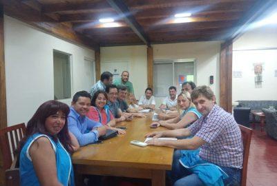 «GRILLO» CABALLERO ES EL NUEVO SECRETARIO GENERAL DE UDPM