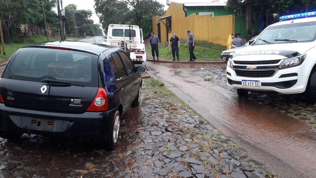 GARUPÁ: LA POLICÍA ATRAPÓ A LOS DELICUENTES QUE REALIZARON VARIOS ROBOS ESTA MAÑANA