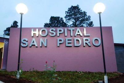 SAN PEDRO: CONVOCATORIA  DE MÉDICOS ESPECIALISTAS PARA EL HOSPITAL