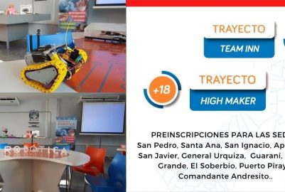SAN PEDRO: COMENZARÁN LAS CLASES EN ESPACIOS MAKER