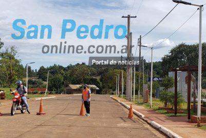 TERCIADOS PARAÍSO: FUERON LLEVADOS A SU DOMICILIO POR NO RESPETAR LA CUARENTENA