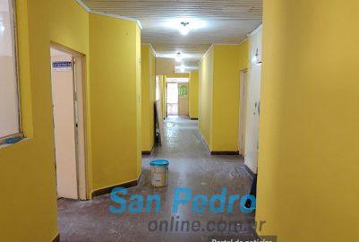 SAN PEDRO: ACONDICIONAN EL  ANTIGUO HOSPITAL PARA ENFRENTAR LA PANDEMIA