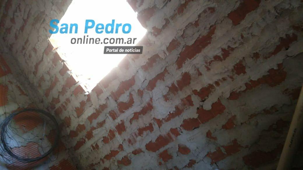 TERCIADOS PARAÍSO: ROBARON HERRAMIENTAS VALUADAS EN $16.000