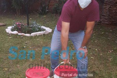 TERCIADOS PARAÍSO: PINTARÁN EL BOP N° 104