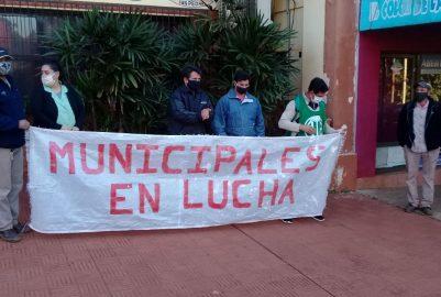 SAN PEDRO: EMPLEADOS MUNICIPALES ACUERDAN INCREMENTO SALARIAL