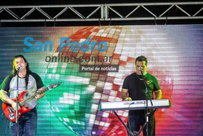 SAN PEDRO: LA MÚSICA FUE PROTAGONISTA DEL IV FESTIVAL CULTURA X TRABAJO