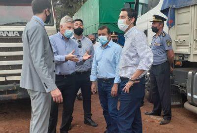 EL GOBIERNO DESARTICULÓ MEGA CONTRABANDO DE MERCADERÍA ILEGAL