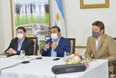 EL GOBERNADOR LANZÓ EL PROGRAMA DE ASISTENCIA AL PRODUCTOR