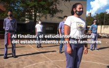 MISIONES TENDRÁ ACTOS DE COLACIÓN CON PROTOCOLO SANITARIO